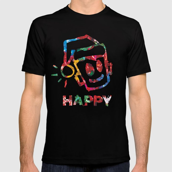 HAPPY CHRISTMAS T-shirt