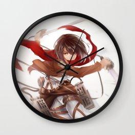 misaka scouts elite Wall Clock