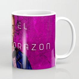 todo el mi corazon es tuyo Coffee Mug