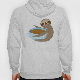 sloth & coffee 2 Hoody