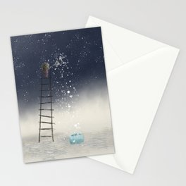 Harvesting Stars Stationery Cards