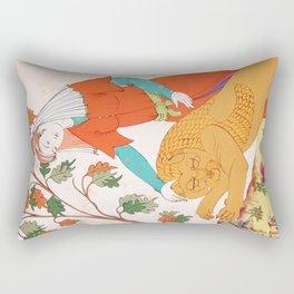 The Strength Rectangular Pillow