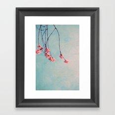 beautiful summer  Framed Art Print