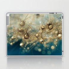 Ocean Deep Dandy Drops Laptop & iPad Skin