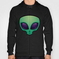 Alien Head Icon Hoody