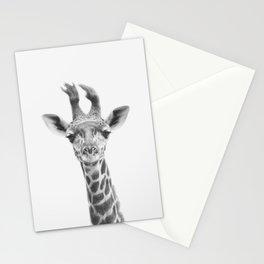 Baby Giraffe Stationery Cards