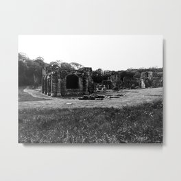 Furness Abbey Ruins Metal Print