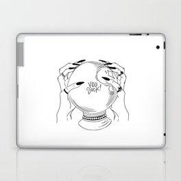My crystal ball says Laptop & iPad Skin