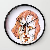 mozart Wall Clocks featuring Mozart & Salieri by MENAGU'