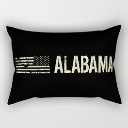 Black Flag: Alabama Rectangular Pillow