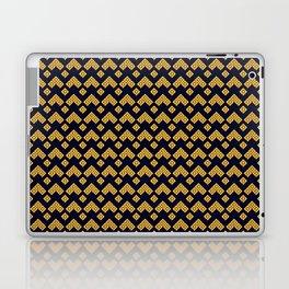 Traditional Japanese pattern KAMINARI Laptop & iPad Skin