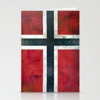norway Stationery Cards featuring Norway by Arken25