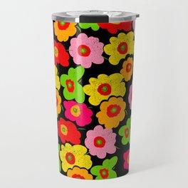 Alicia Flowers Travel Mug