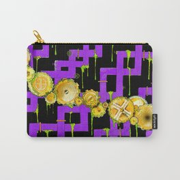 Pipes Slime & Gears Carry-All Pouch