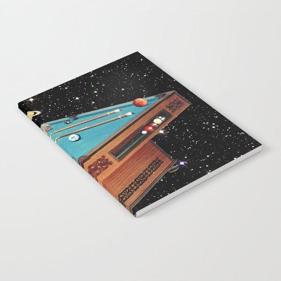 Cosmic Pool Notebook