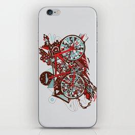 FIX TRIP ~ GREY iPhone Skin