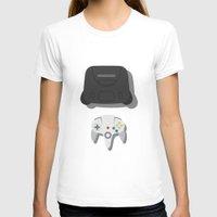 nintendo T-shirts featuring Nintendo 64 by Di No