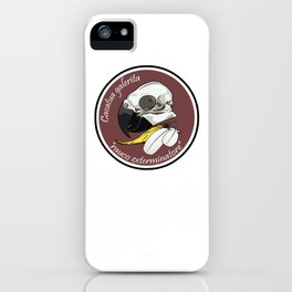Cacatua galerita iPhone Case