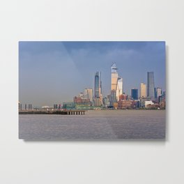 NYC Manhattan 35 Metal Print