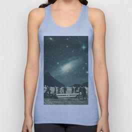 Uranus Astronomers Unisex Tank Top
