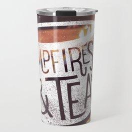 Campfires & Tea Travel Mug