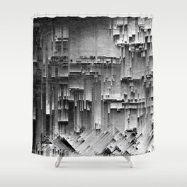 this dying city Shower Curtain