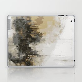 natural earth colour abstract art Laptop & iPad Skin