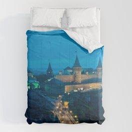 Kamianets-Podilskyi Castle (Ukraine) Comforters