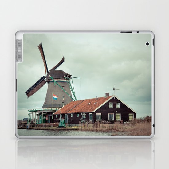 Mill away Laptop & iPad Skin