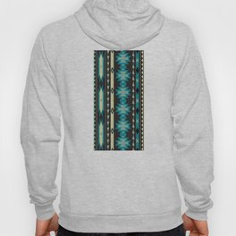 American Native Pattern No. 68 Hoody