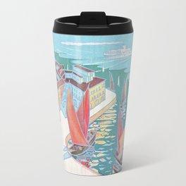 1920 Riva Del Garda Travel Mug