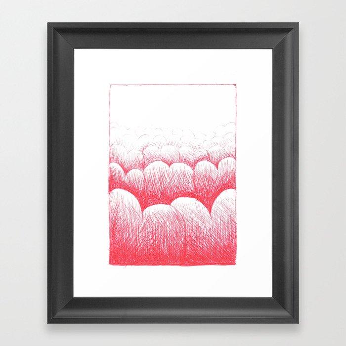 Kera Damo 010 Framed Art Print