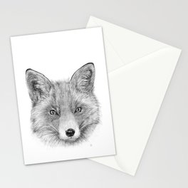 Fantastic Fox Stationery Cards