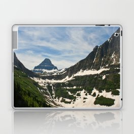 Bear Hat Peak (Glacier National Park) Laptop & iPad Skin
