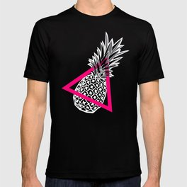 Pineapples & Triangles T-shirt