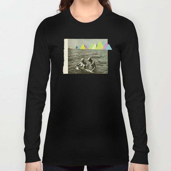Holiday in the Mountains Long Sleeve T-shirt