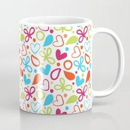 Colorful Lovely Pattern XVI Coffee Mug