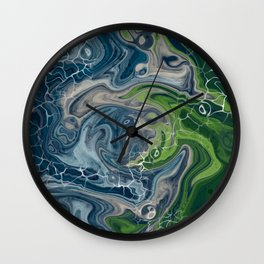 Littoral Wall Clock