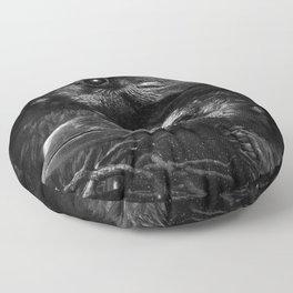 The Messengers Floor Pillow