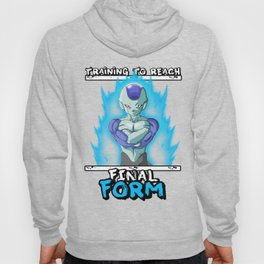 Training to reach final form - Frost Hoody