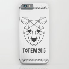 Totem Festival 2015 - Black & White iPhone 6s Slim Case