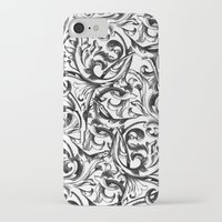 baroque iPhone & iPod Cases featuring baroque by Maryam Toorani