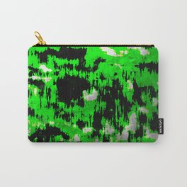 Neon Fractures Carry-All Pouch