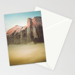 Half Dome Yosemite California Stationery Cards