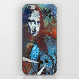 Searching for Mona iPhone Skin