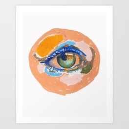 See and Be Seen  Art Print