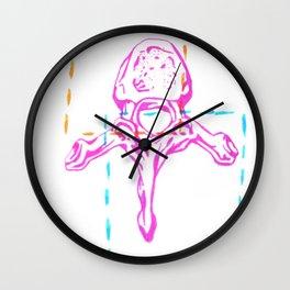 Thoracic Vertebrae Wall Clock