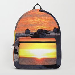 Shore Birds Backpack