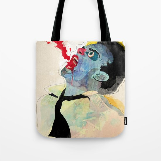 fountain v2 Tote Bag