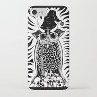 wizard iPhone & iPod Cases featuring Wizard by SpaceCrafts